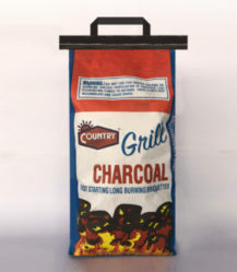 Braai & BBQ Charcoal, quality charcoal made from Namibian invader bush. 3 kg